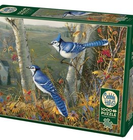 Cobble Hill Puzzles Blue Jays 1000pc Puzzle