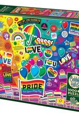 Cobble Hill Puzzles Pride 1,000 Piece Puzzle
