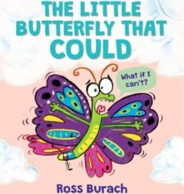 Scholastic The Little Butterfly That Could