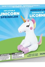 Sitting Unicorn Sprinkler