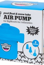 BigMouth Electric Air Pump for Pool Floats & Inflatables