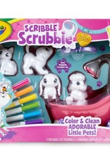 Crayola Scribble Scrubbie Tub Play Set