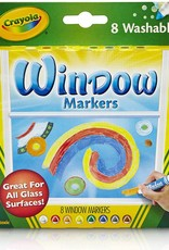 Crayola Washable Window Markers, Window Writers