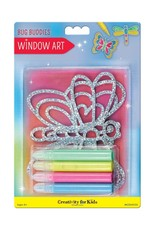 Creativity For Kids Window Art - Bug Buddies