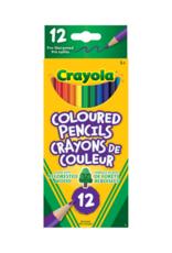 Crayola Coloured Pencils, 12 pc