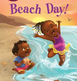 Step Into Reading 1: Beach Day!