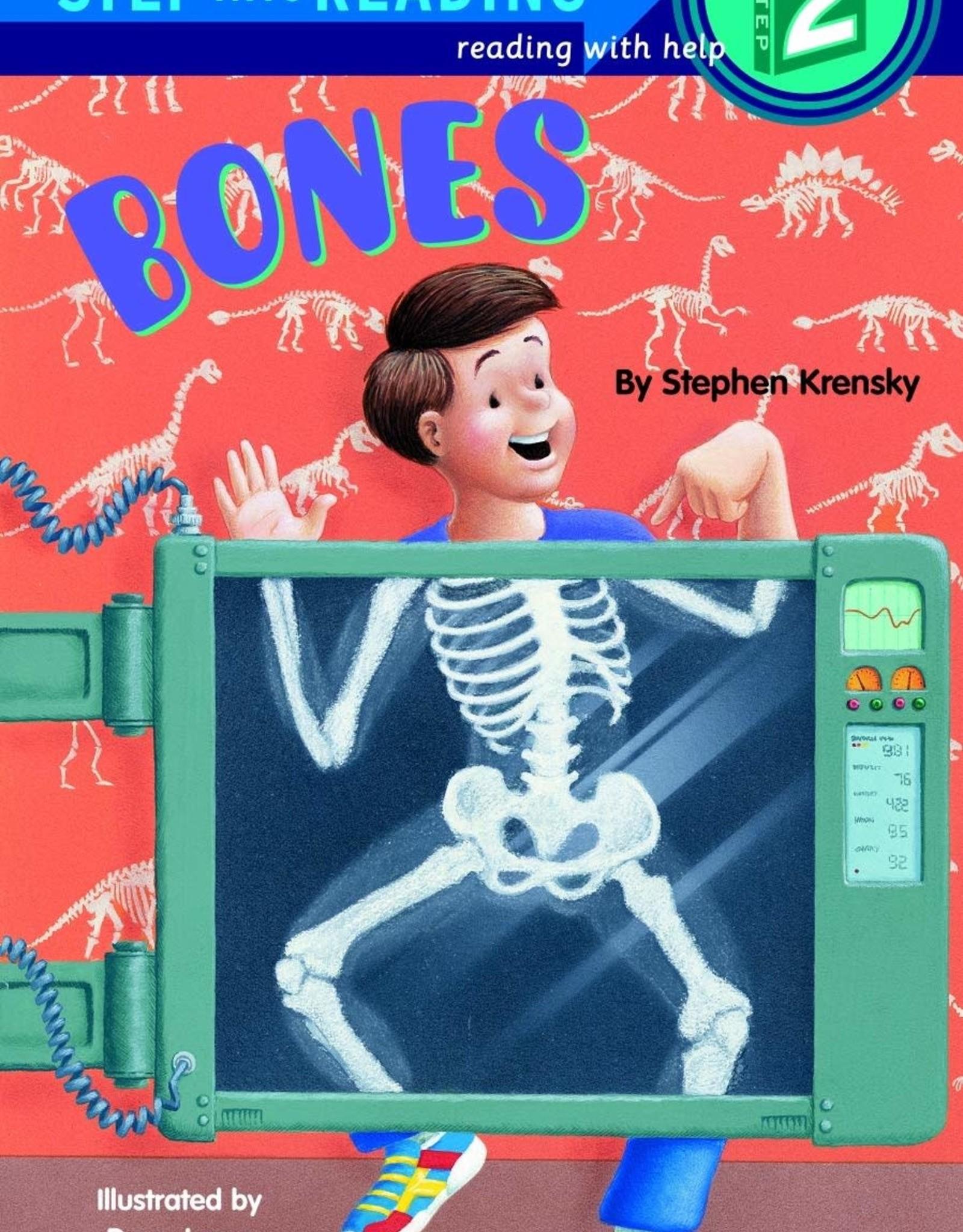 Penguin Random House Step Into Reading 2: Bones