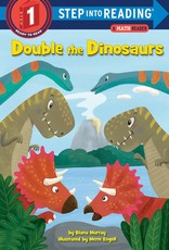 Penguin Random House Step Into Reading 1: Double the Dinosaurs