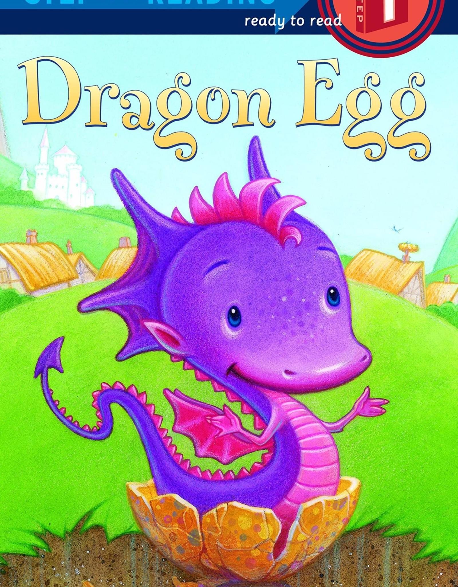 Penguin Random House Step Into Reading 1: Dragon Egg