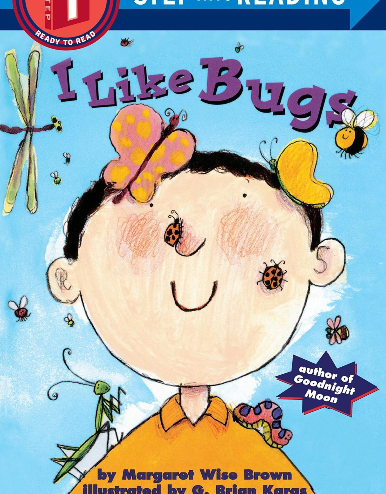 Penguin Random House Step Into Reading 1: I Like Bugs