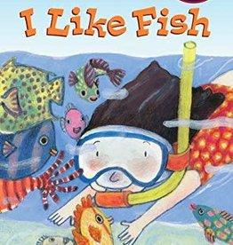 Penguin Random House Step Into Reading 1: I Like Fish