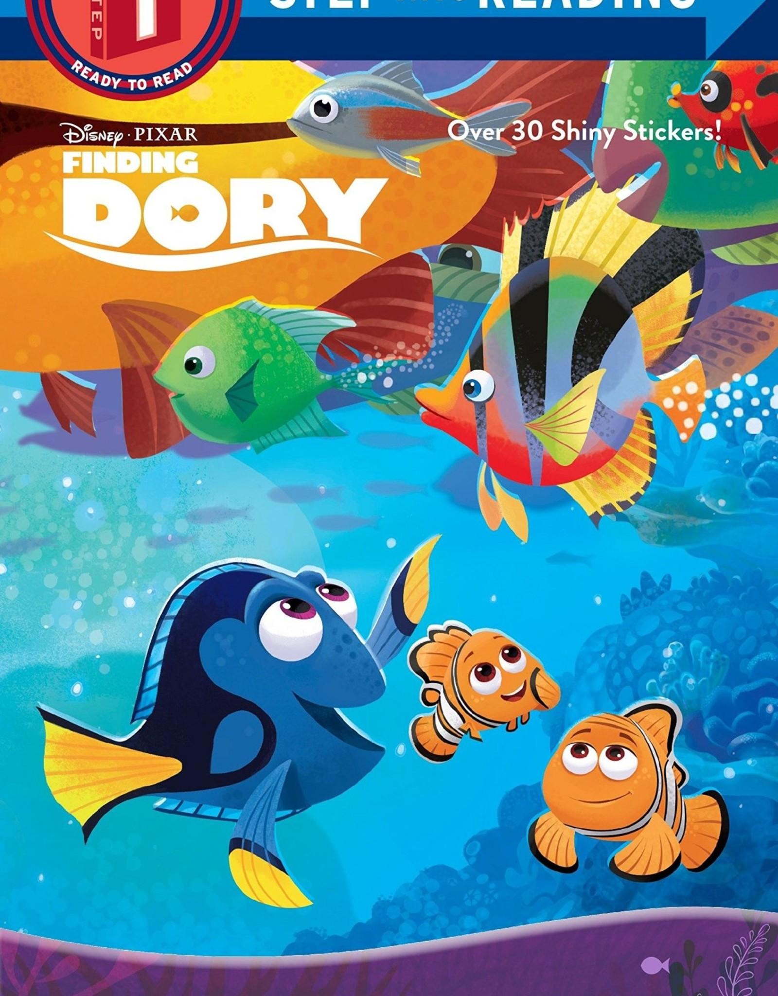 Penguin Random House Step Into Reading 1: Ocean of Color - Dory