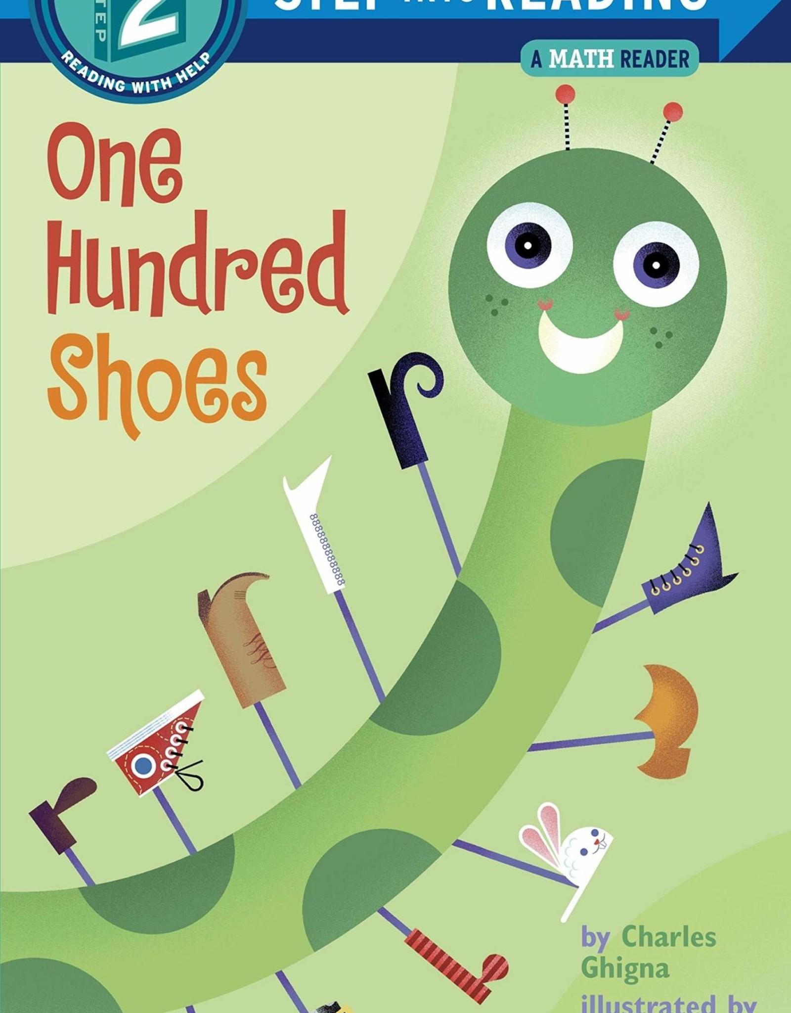 Penguin Random House Step Into Reading 2: One Hundred Shoes
