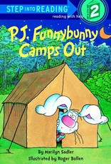 Penguin Random House Step Into Reading 2: P.J. Funnybunny Camps Out