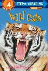 Penguin Random House Step Into Reading 4: Wild Cats