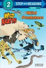 Penguin Random House Step Into Reading 2: Wild Kratts Wild Predators