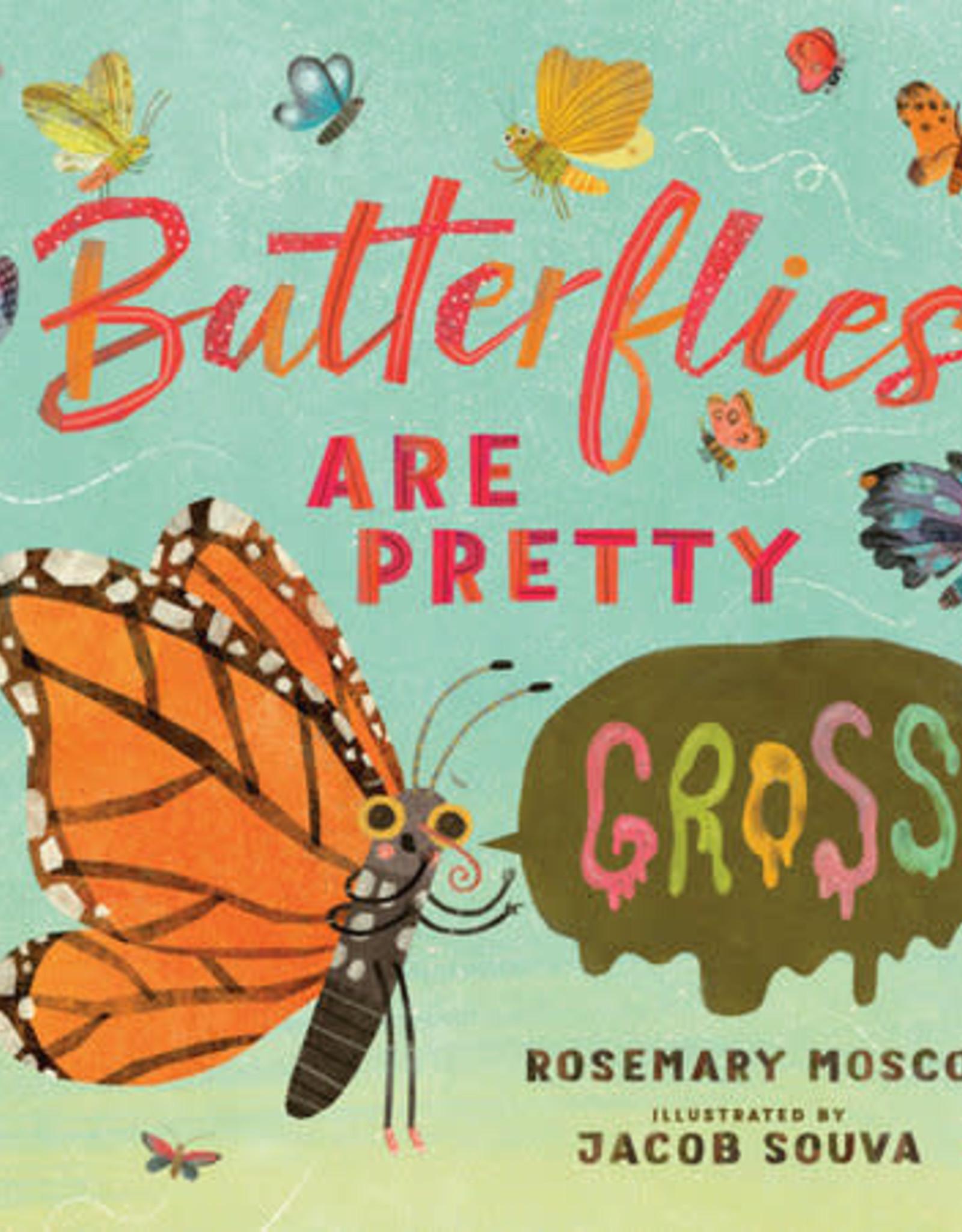 Penguin Random House Butterflies Are Pretty ... Gross!