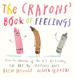 Penguin Random House Crayons Book of Feelings