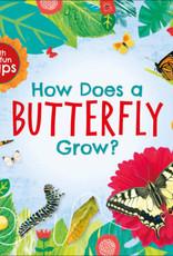 Penguin Random House DK How Does a Butterfly Grow?