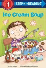 Penguin Random House Step Into Reading 1: Ice Cream Soup