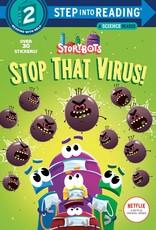 Penguin Random House Step Into Reading 2: Stop That Virus