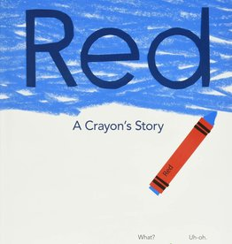 HarperCollins Red, A Crayon's Story