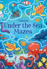 Usborne Usborne Under the Sea Mazes