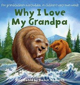 HarperCollins Why I Love My Grandpa