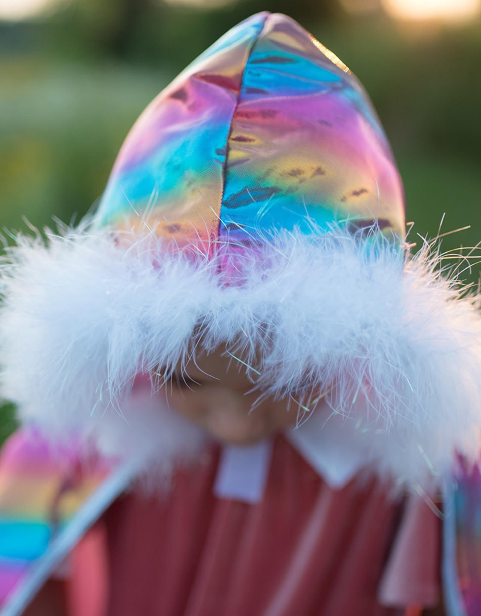 Great Pretenders Rainbow Princess Cape