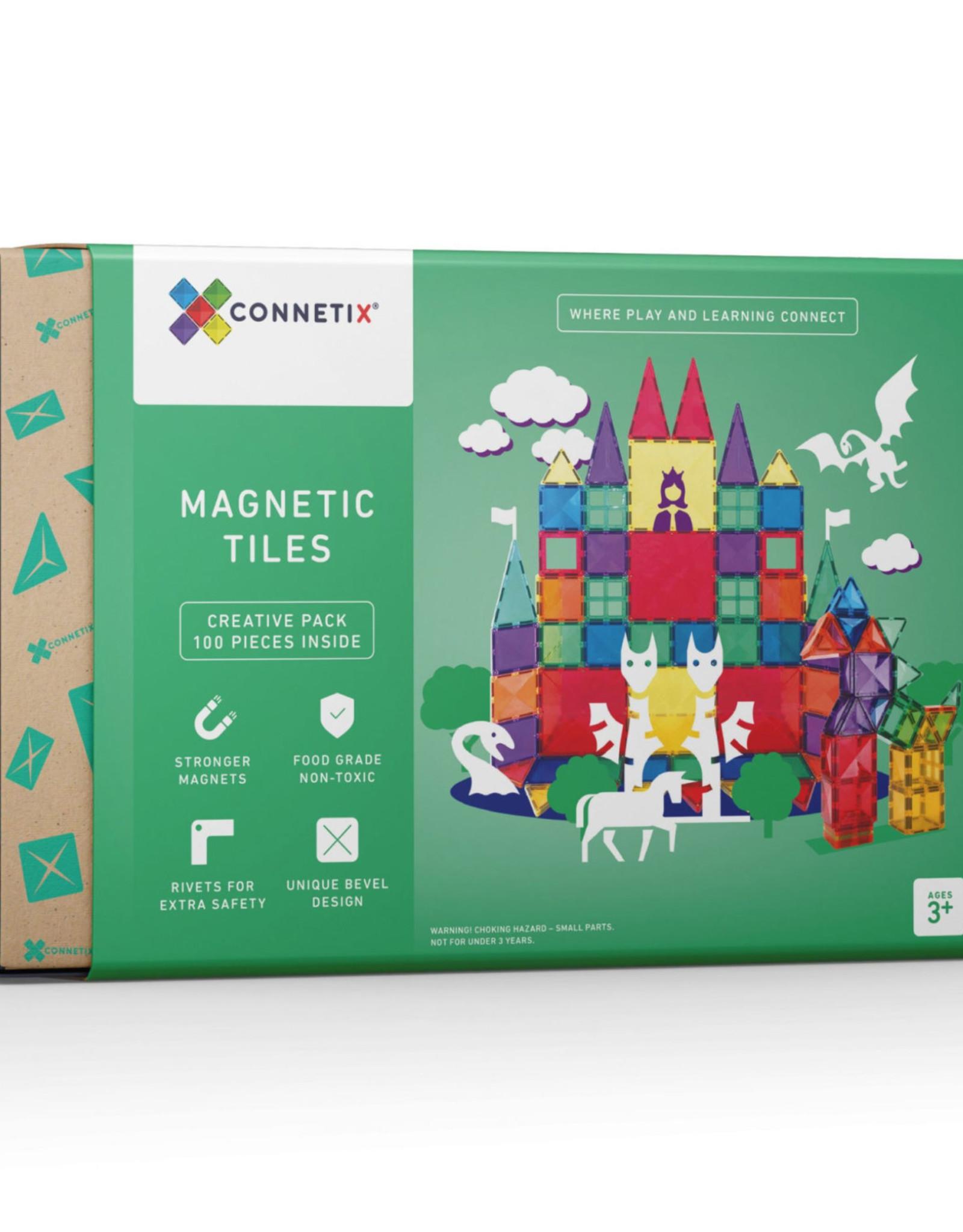 Connetix Connetix 100 Pc Creative Pack