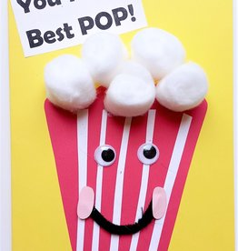 Father's Day Card: You're The Best Pop