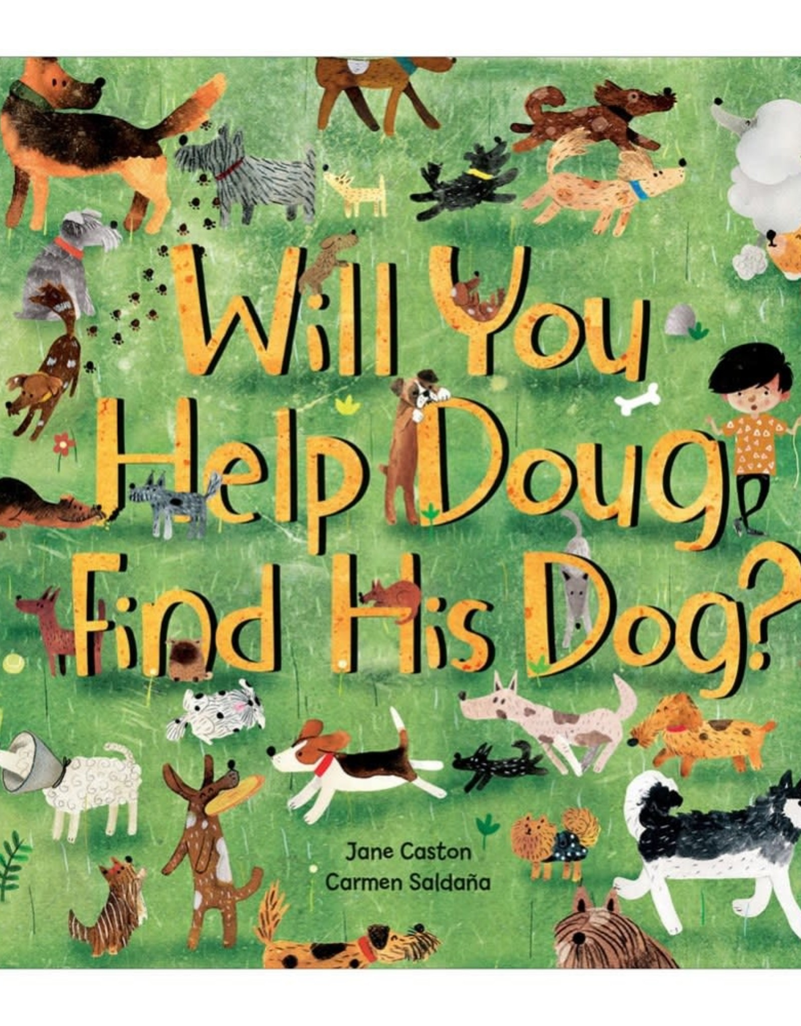 Barefoot Books Will You Help Doug Find His Dog?