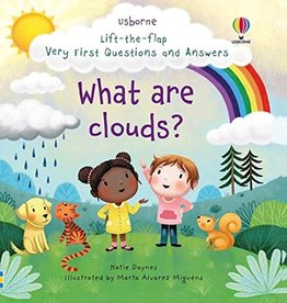 Usborne What Are Clouds?