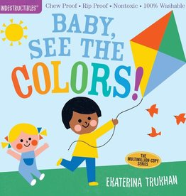 Indestructibles: Baby, See the Colors
