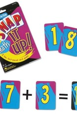 Learning Resources Snap It Up! Math: Addition/Subtraction Card Game