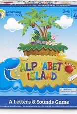 Learning Resources Alphabet Island Letters & Sounds Game
