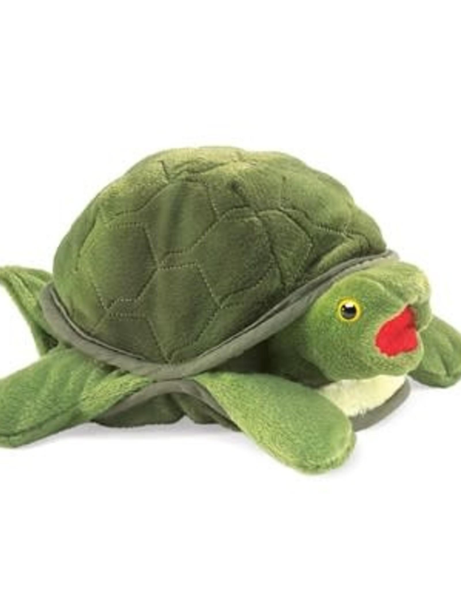 Folkmanis Folkmanis Baby Turtle Puppet