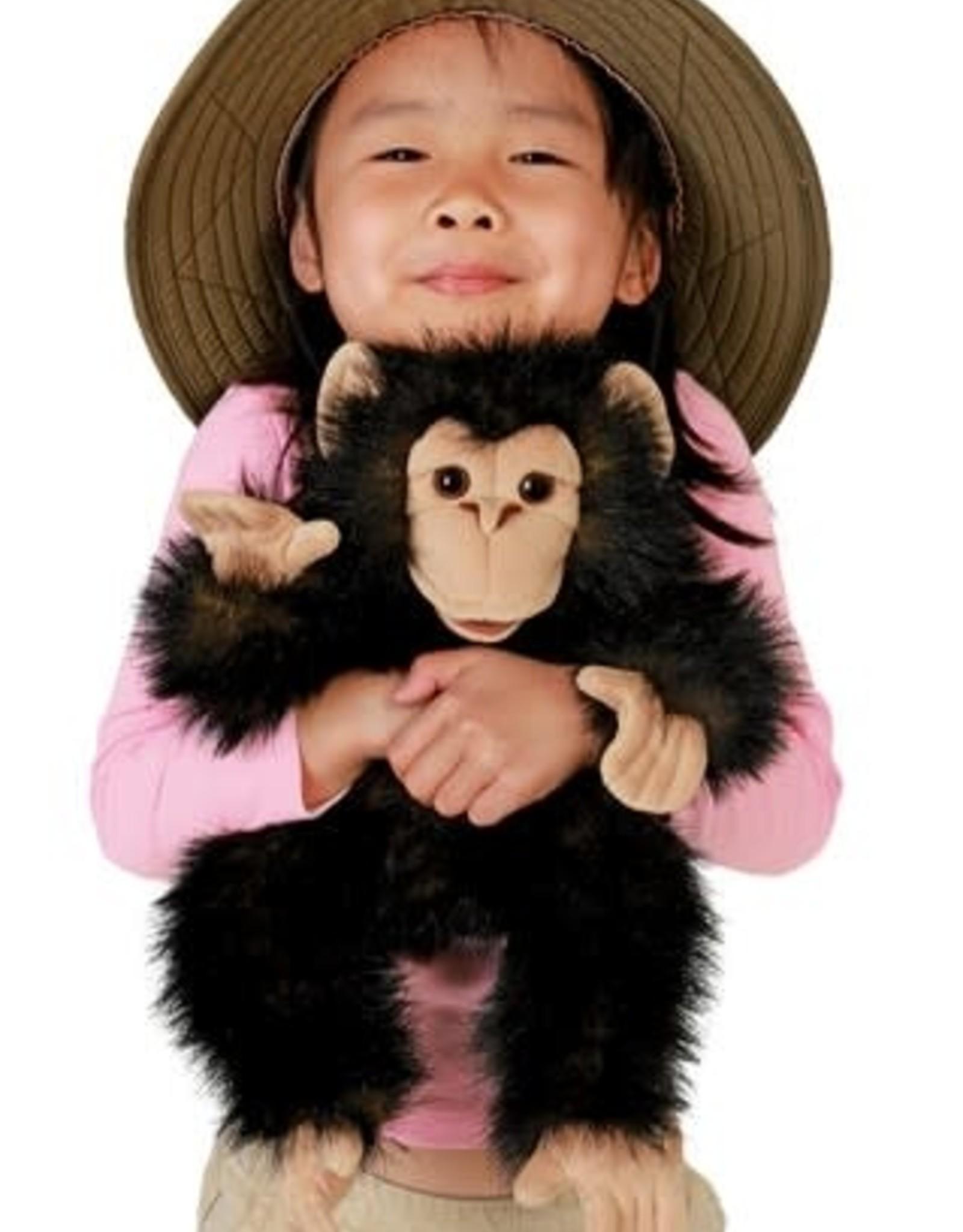 Folkmanis Folkmanis Baby Chimpanzee Puppet