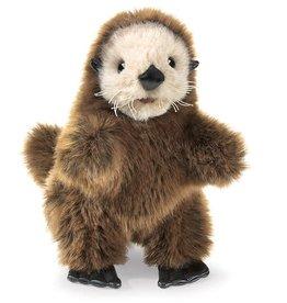 Folkmanis Folkmanis Baby Sea Otter Puppet