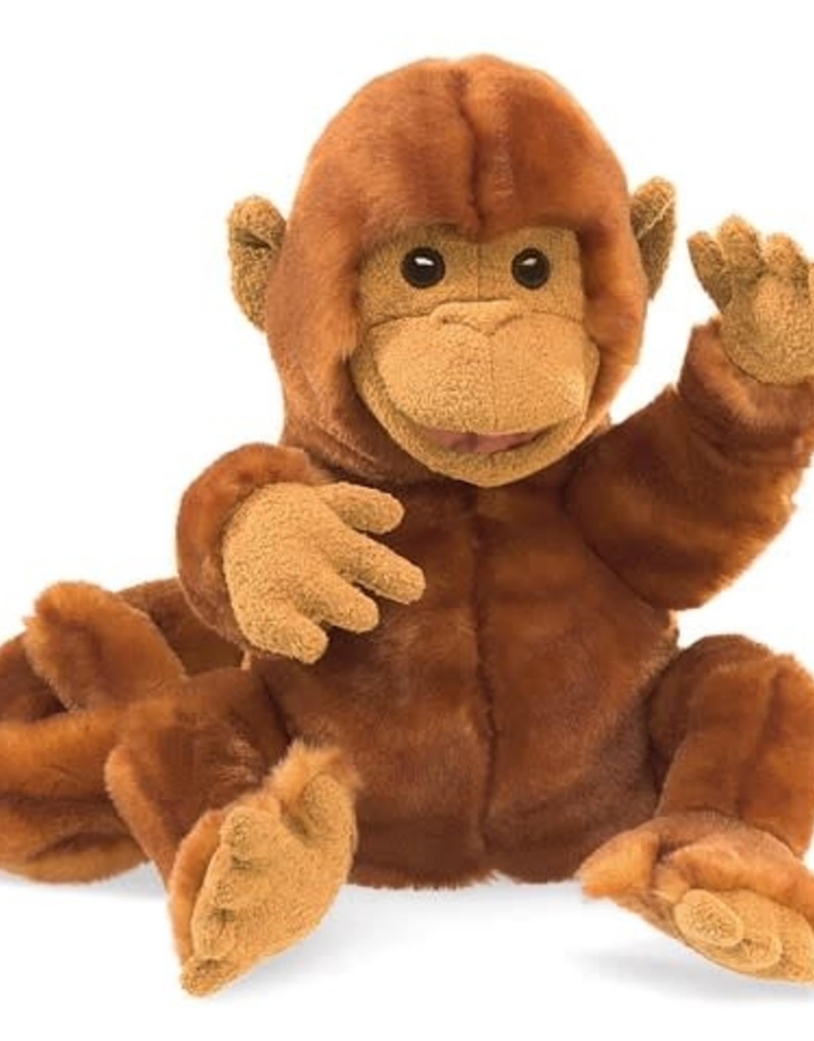 Folkmanis Folkmanis Classic Monkey Puppet