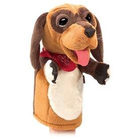 Folkmanis Folkmanis Dog Stage Puppet