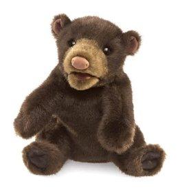 Folkmanis Folkmanis Small Black Bear Puppet