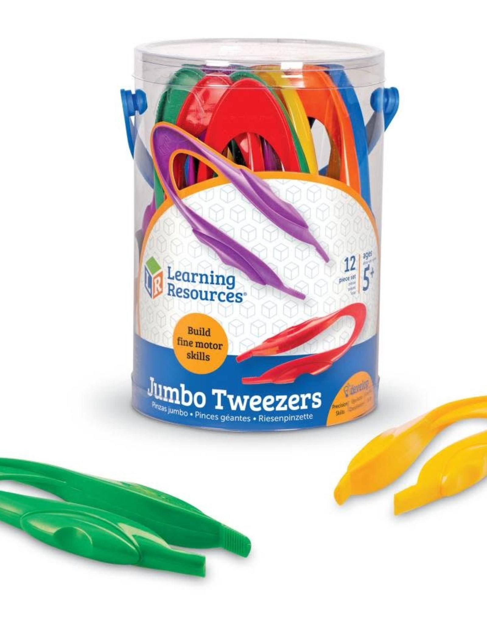 Learning Resources Jumbo Tweezers (sold individually)