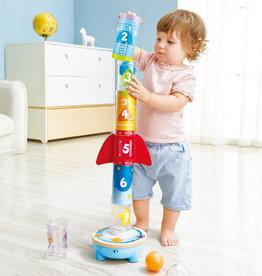 Hape Toys Rocket Ball Air Stacker