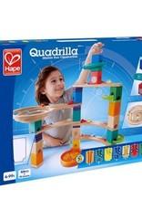 Hape Toys Quadrilla: Cliffhanger Marble Run