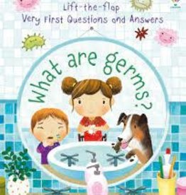 Usborne What Are Germs? Lift the Flap book