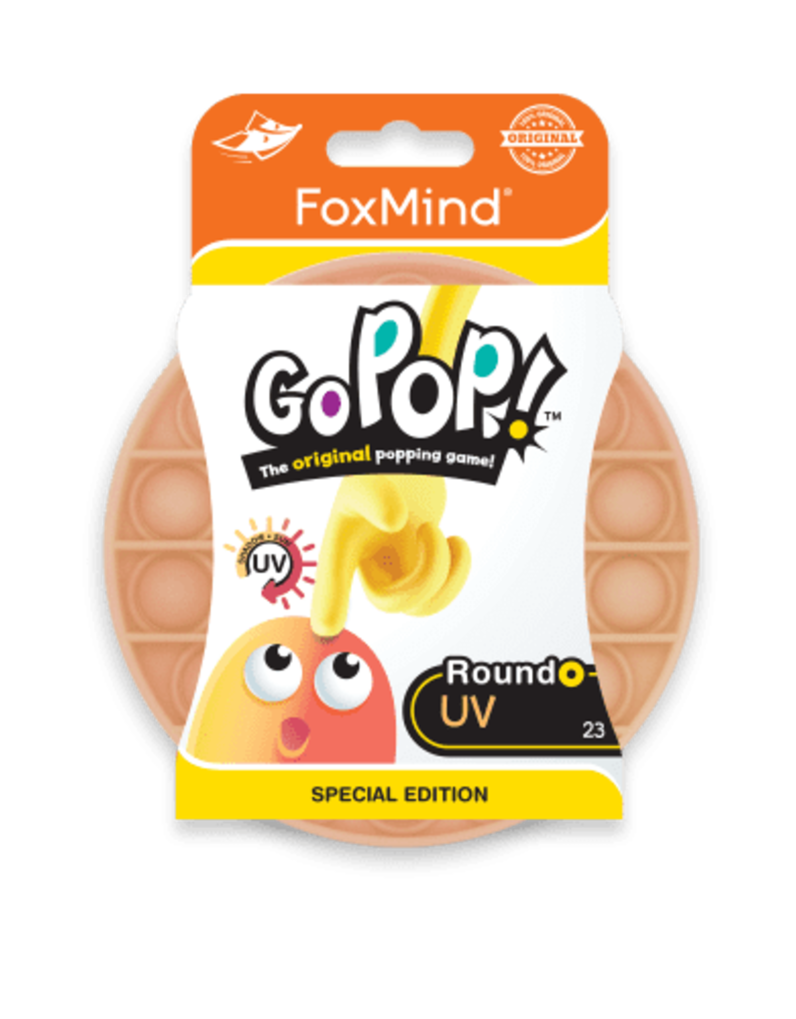 Foxmind Go Pop Roundo - UV