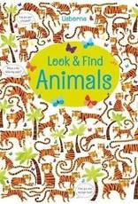 Usborne Usborne Look and Find Animals