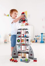 Hape Toys Four Stage Toddler Rocket Ship Playset by Hape