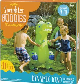 Toysmith Dynaic Dino Sprinkler
